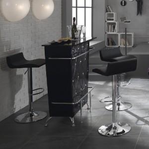 Mobile bar Diva Black - TM90
