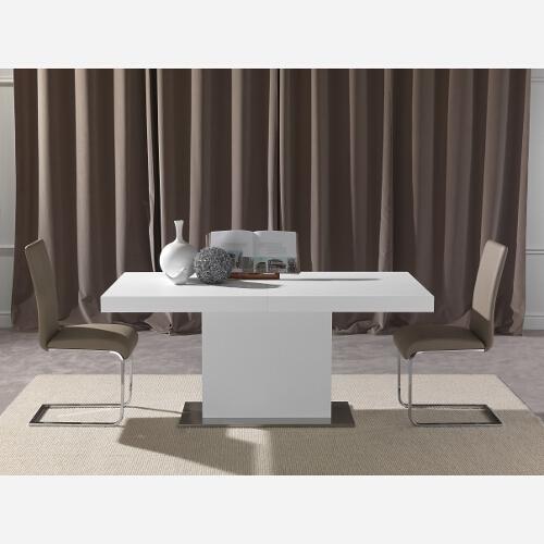 Tavolo da cucina allungabile in legno Domus - SG1503 - Emporio3 ...