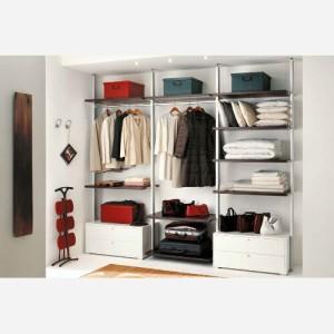 Cabina armadio a soffitto con cassettiera - PR422
