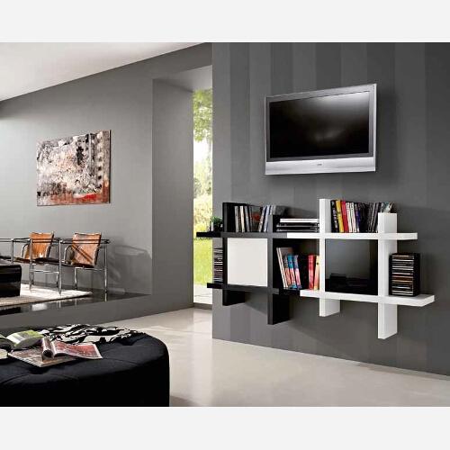 Libreria - Mensole a parete moderna - PR491