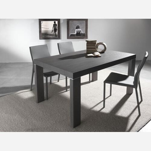 tavolo da cucina allungabile in legno wind - sg708 - emporio3 ... - Tavoli Da Cucina Allungabili In Legno
