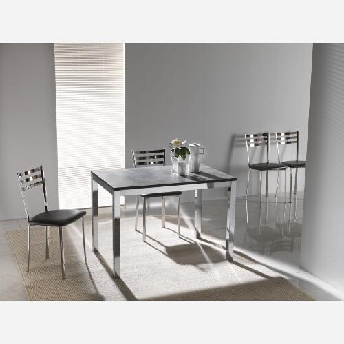Tavolo da cucina allungabile in legno Majestic laminato - SG1519 ...