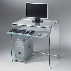 Porta-computer in vetro - SG635