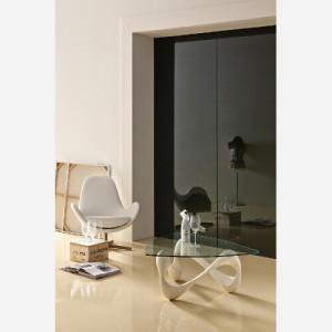 Tavolino da salotto in vetro – ST225