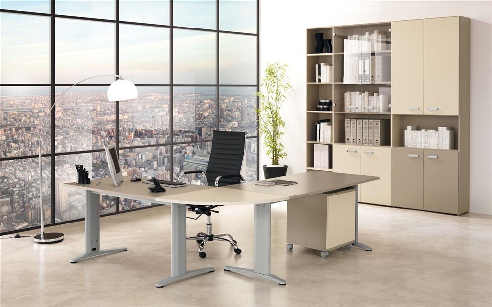 Set mobili da ufficio gf001 for Mobili ufficio online outlet