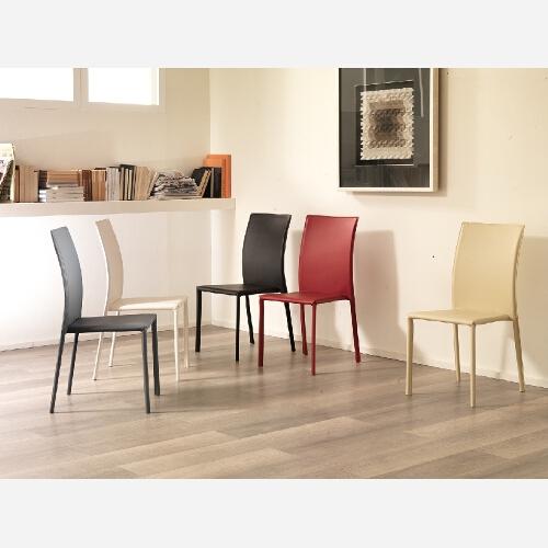 Set 4 sedie st454 for Vendita sedie da cucina