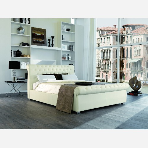 Letto in similpelle - ST98