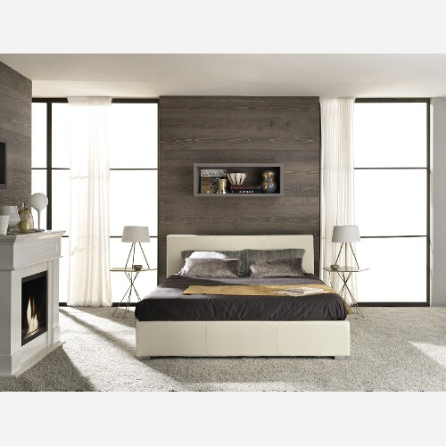 Letto in similpelle - ST100