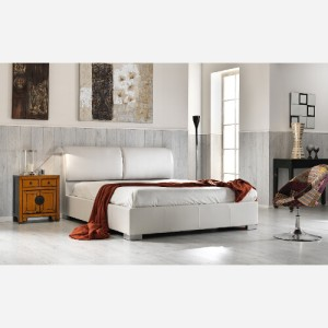 Letto similpelle - ST105