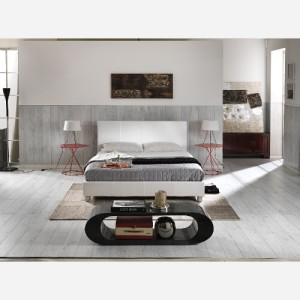Letto in similpelle - ST107