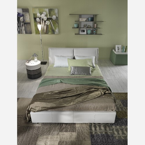 Letto in similpelle - ST116