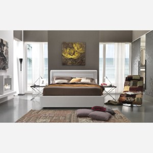 Letto in similpelle - ST119