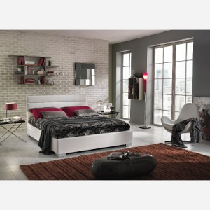 Letto in similpelle - ST125