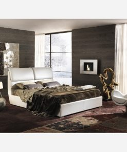 Letto in similpelle - ST128