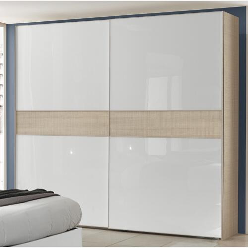 Armadio camera da letto 2 ante scorrevoli va768 emporio3 for Armadio camera da letto ante scorrevoli