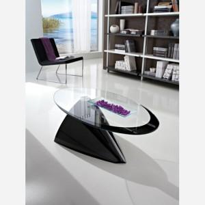 Tavolino da salotto in vetro – PRPAMELA