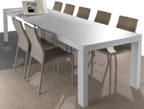 tavolo allungabile alben bianco