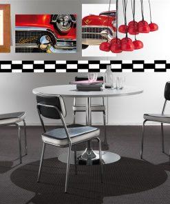 tavolo da cucina rotondo fisso 1