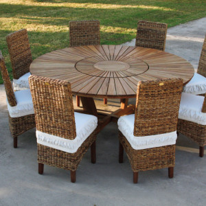 Tavolo fisso in legno Real Table – SG332