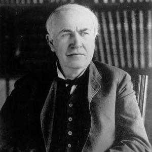 Sir Thomas Alva Edison