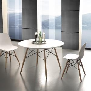 Tavolo da cucina fisso rotondo Shell Table – SG1533
