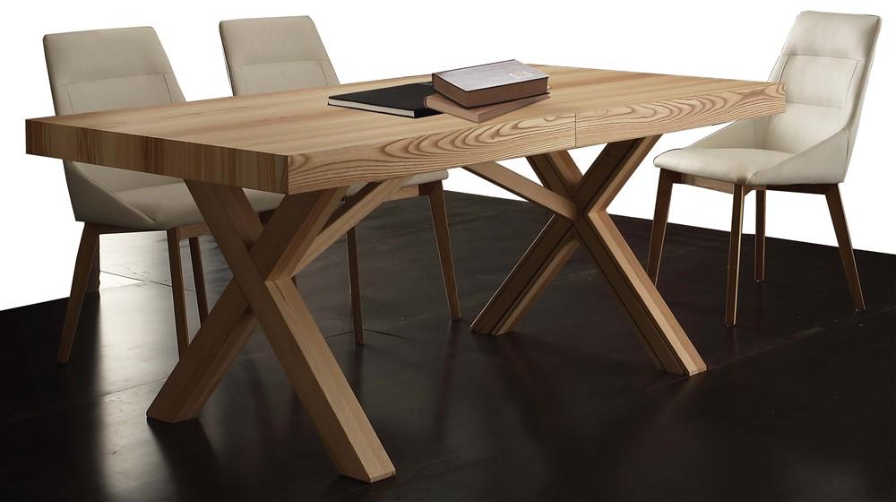 Tavolo da cucina allungabile in legno Bernina - SG1527 - Emporio3 ...