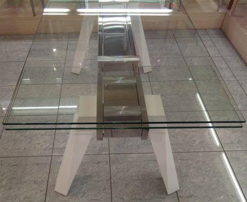 tavolo allungabile cervino bianco