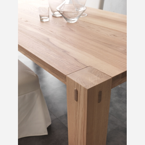 Tavolo da cucina allungabile in legno Factory - SG1528 - Emporio3 ...