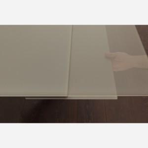 Tavolo da cucina fisso in vetro Infinity – SG1536