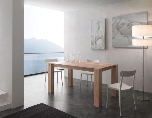 tavolo da cucina allungabile in legno factory