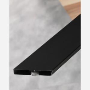 Tavolo da cucina in massello allungabile Becca – SG1594
