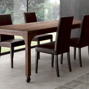 Tavolo fisso in legno Industrial Vintage – SG1522