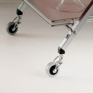 CARRELLO DA CUCINA CROMATO  Trolley – SG1557