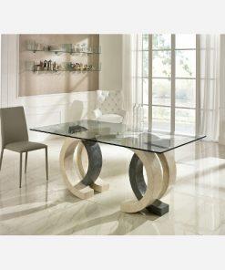 tavolo da pranzo pietra 1