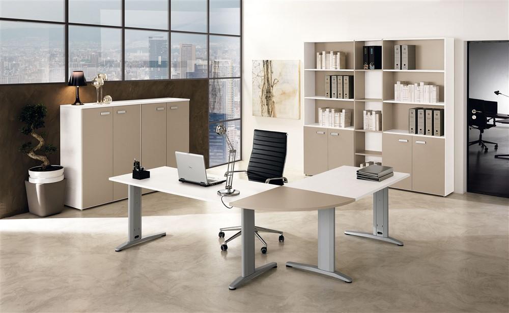Libreria Ufficio Wenge : Set mobili da ufficio emporio3