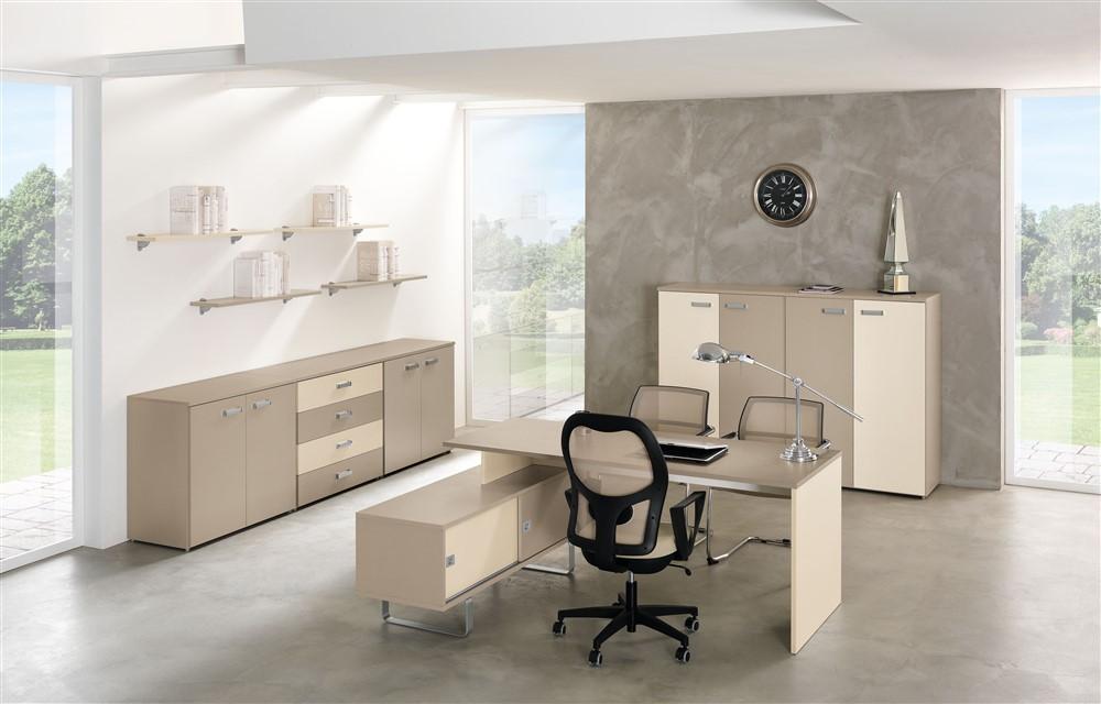 Set mobili da ufficio gf015 for Mobili ufficio online outlet