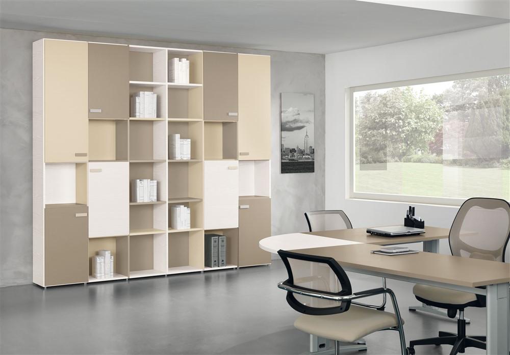 Set mobili da ufficio gf019 for Mobili ufficio online