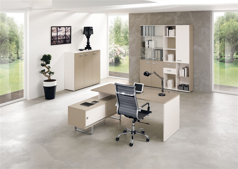 Set mobili da ufficio gf020 for Mobili da studio