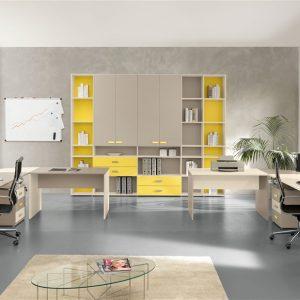 set mobili da ufficio GF021