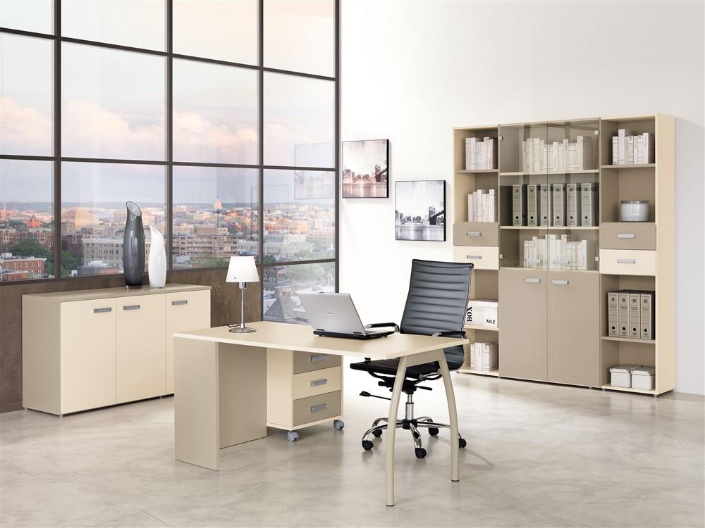 Set mobili da ufficio gf024 for Mobili ufficio online outlet