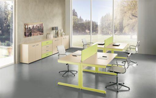 set mobili da ufficio GF025