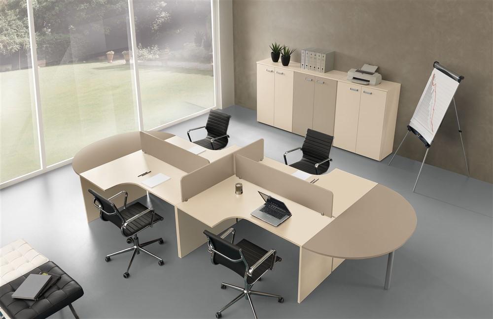 set mobili da ufficio GF026