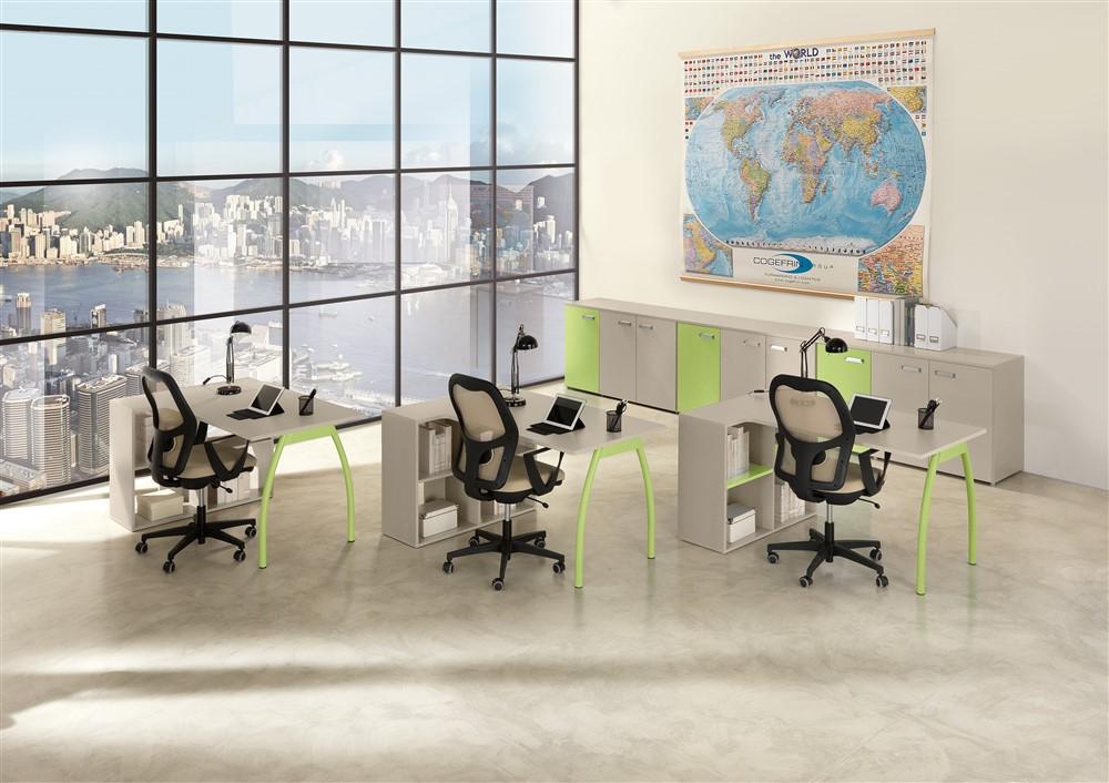 set mobili da ufficio GF027