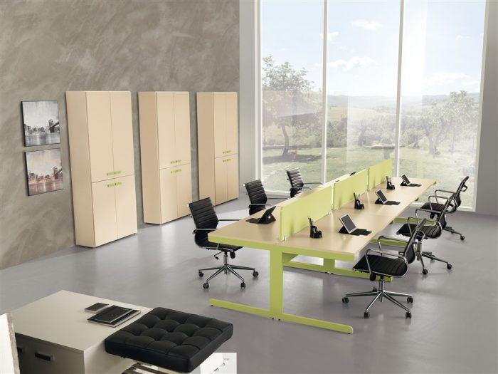 set mobili da ufficio GF028