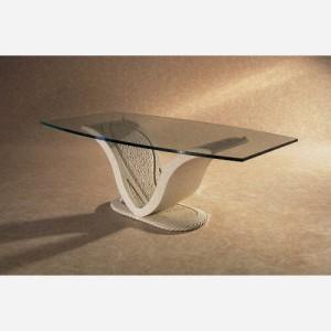 Tavolino da salotto in vetro – MO46C