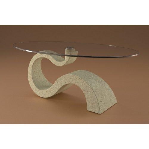 tavolino da salotto in pietra