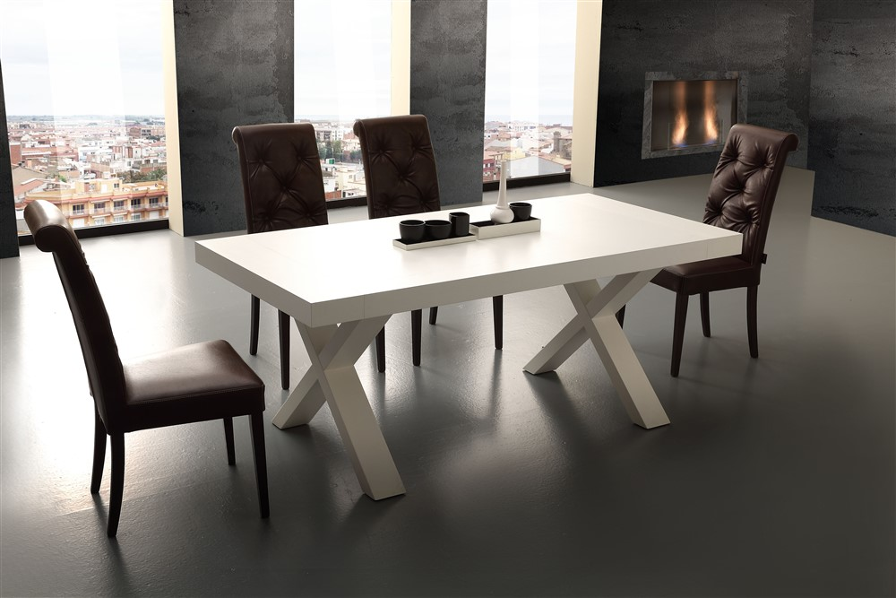 Tavolo allungabile in legno Fuji - SG1564 - Emporio3 arredamenti