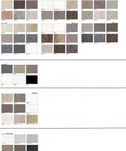 tabella colori primavera tavoli