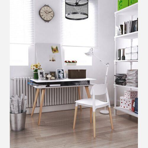 scrivania in legno scrittoio