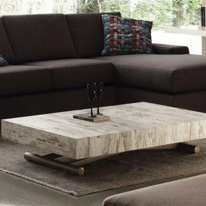 Tavolino trasformabile allungabile – K2